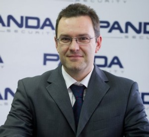 Emilio Castellote, Panda Security