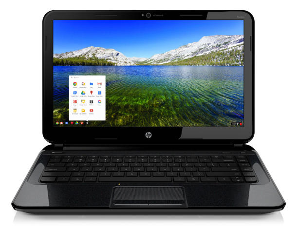 Los nuevos ChromeBok de HP basados en Chrome OS son un ejemplo de las posibilidades existentes más allá de 'Wintel'.