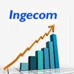 Ingecom crece un 48% en el primer trimestre de 2016