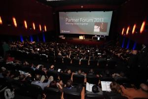 Imagen del encuentro celebrado entre Microsoft y sus partners en Madrid