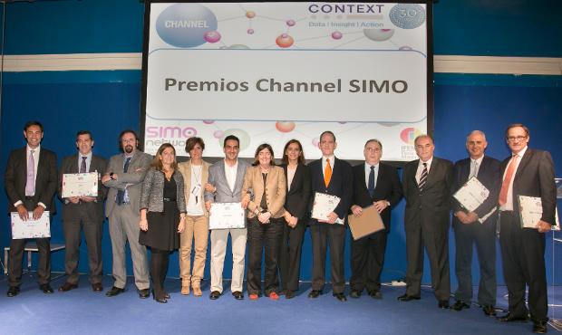 Premios Channel SIMO 2013