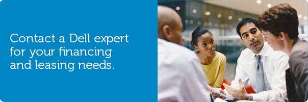 servicios de financiación Dell