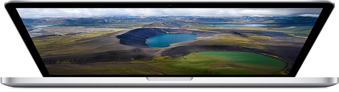 """Dice Apple sobre su MacBook Pro con antalla retina de 15 pulgadas que es """"claramente nuestro mejor portátil""""."""