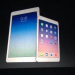 Apple traerá a España los iPad Air y Mini Retina el 1 de noviembre