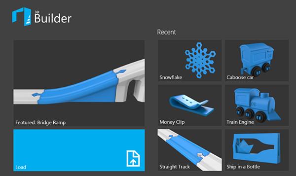 Microsoft 3D Builder