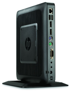 HP t620 Thin Client in