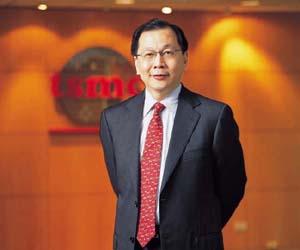 Hasta ahora, Jason Chen se encargaba de las ventas mundiales de TSMC.