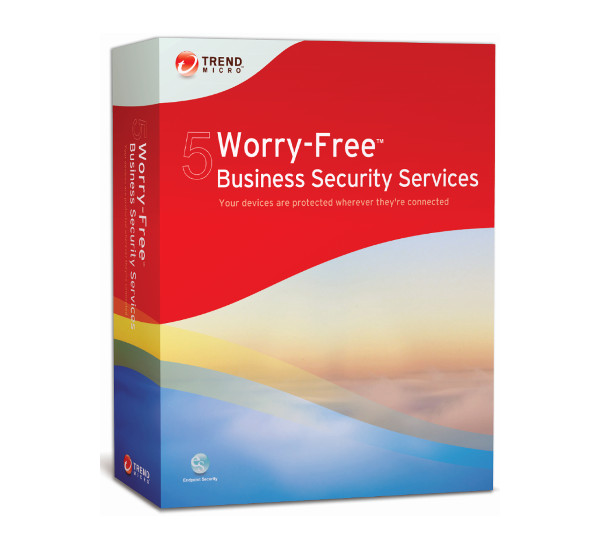 Trend Micro Worry Free