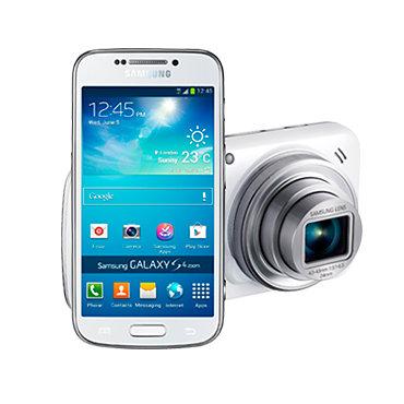 Samsung Galaxy S4 Zoom, un híbrido entre una cámara y un smartphone