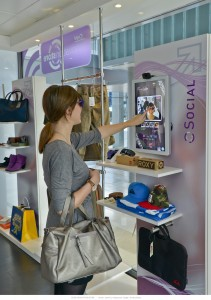 Cegid Innovation Store-Social Mirror