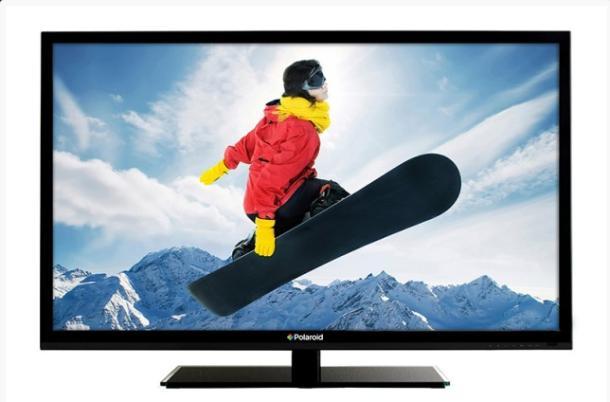 Durante el CES, Polaroid exhibirá un televisor del que no ha dado aún muchos detalles.
