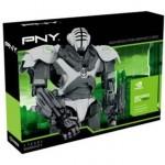 PNY lanza nuevas tarjetas gráficas para el mercado de videojuegos y multimedia