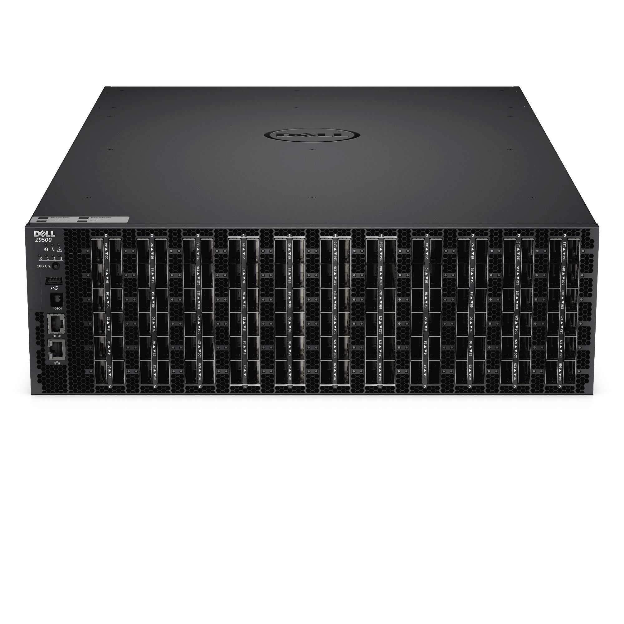 Dell Networking Z-series (Model Z9500) Switch.