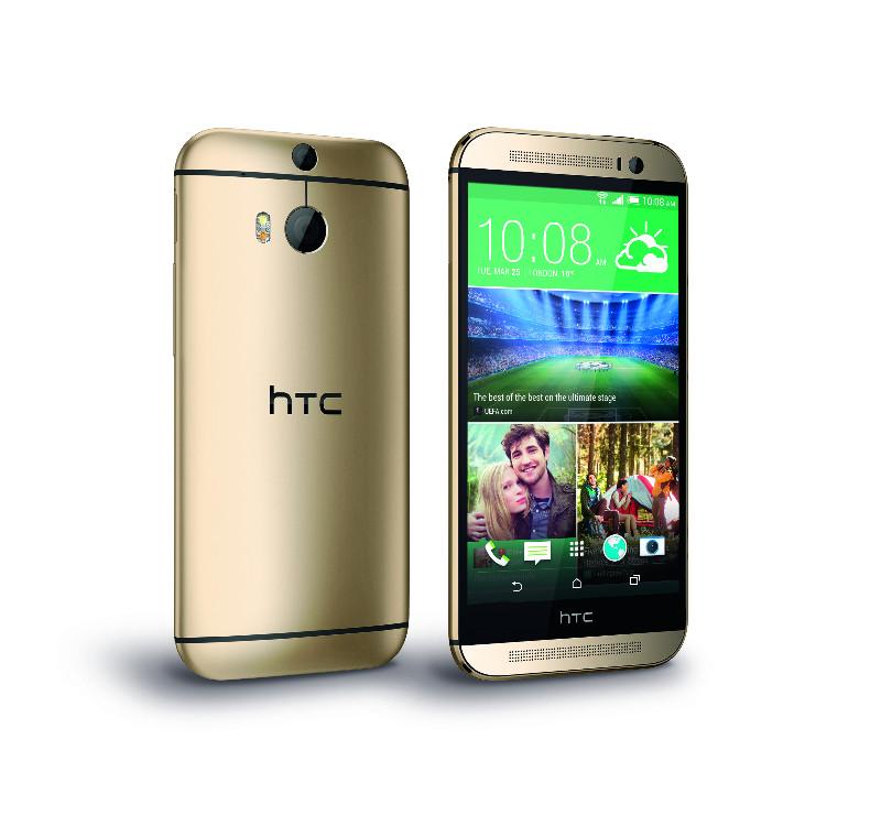 Imagen del HTC One M8 basado en Android