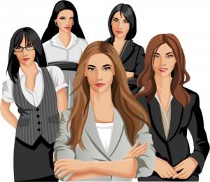 mujeres negocios