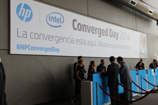 HP Converged Day 2014