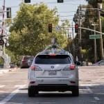 Google ya está probando en ciudad los coches que conducen solos