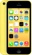 color_yellow iphone 5c