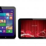 Toshiba lanza 3 nuevas tabletas 'low cost', basadas en Windows y en Android