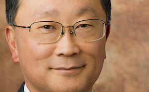 John Chen, CEO Blackberry