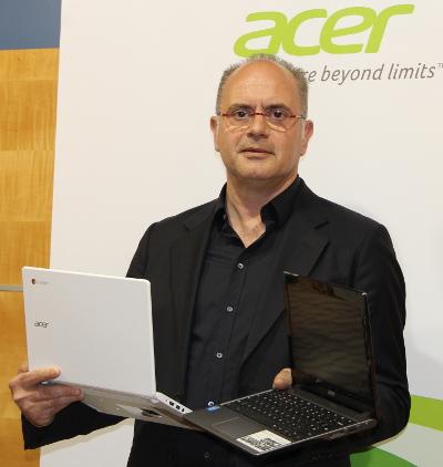 Massimo D'Angelo,  Acer