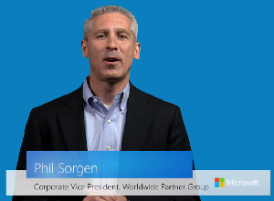 Phil Sorgen, Microsoft