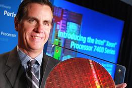 Thomas Kilroy lleva desde el año 1990 trabajando en Intel.