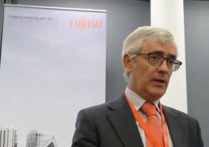 Gonzalo Romeo, director de Canal de Fujitsu