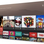 google i/o android tv