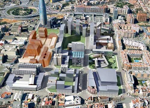 Cisco ha elegido el Distrito @22 en Barcelona para instalar su centro de desarrollo del mercado del Internet de las Cosas.