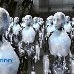 Foxbots: los robots de Foxconn que pueden crear 30.000 iPhones en un año