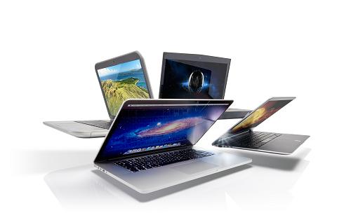 ordenador portátil laptop