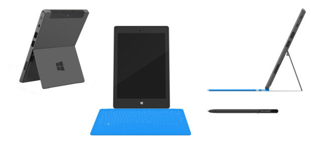 Surface Mini big