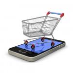El dispositivo móvil avanza como medio de compra online