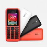 Nokia 130, un terminal de 19 euros para mercados emergentes