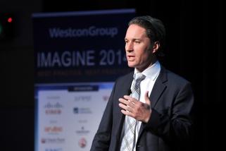 Una de las ponencias realizadas durante el Westcon Imagine celebrado en Australia.