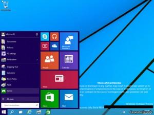 Así podría ser el Windows 9 según las imágenes filtradas en Computer Base.