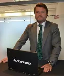 Alberto Ruano, Lenovo in