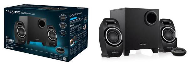 Creative T3250 caja
