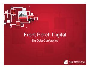 front porch digital