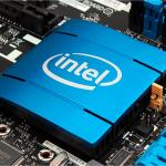 Intel ve compensada la caída de su división de PC por la de centro de datos en Q1