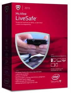 Mcafee LiveSafe 2015_3D