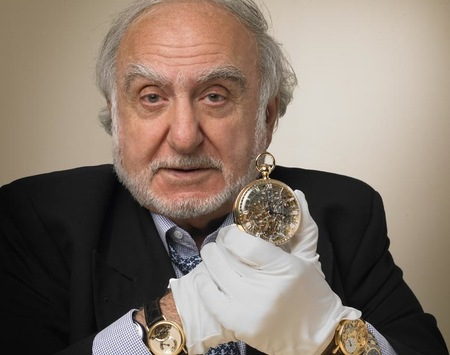 Nicolas Hayek, fundador de Swatch