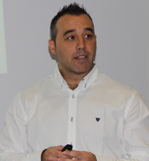 Pablo Alonso, Spain Consumer Sales Director, Panda Security