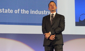 Steve Brazier, CEO de Canalys 00