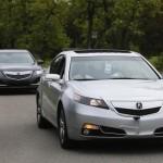 Acura RLX presenta coches que pueden 'hablar' entre ellos