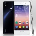 Huawei renueva su Ascend P7 con pantalla zafiro