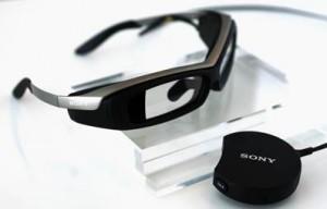 SmartEyeglass sony gafas