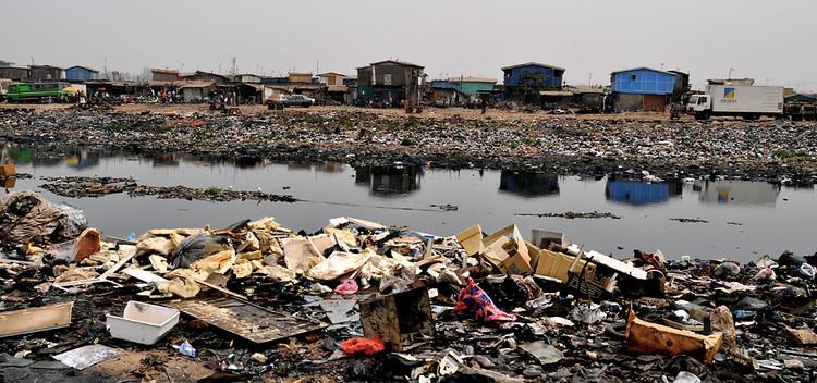 Así se ve el lugar más contaminado del planeta.