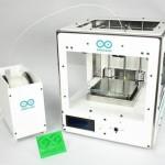 Materia 101 de Arduino: una impresora 3D libre y a 'bajo coste'
